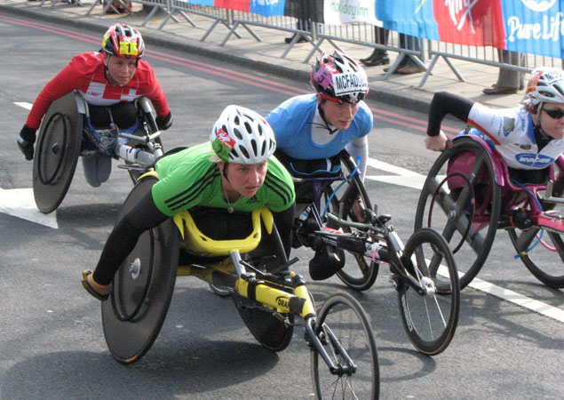 Tatyana McFadden, Maryland's Paralympic Superstar, Takes On the London Games