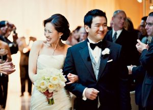 Real Wedding: Nicole and Alex