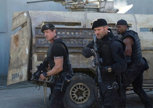 "Movie Tickets: ""The Expendables 2,"" ""Something Wild,"" ""2 Days in New York"""
