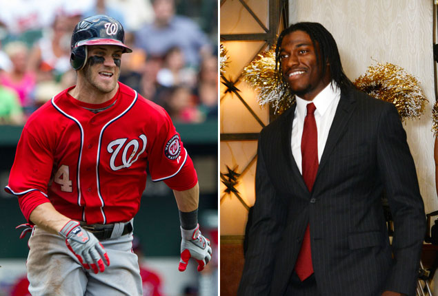 In the Battle for Your Attention, the Nationals are Outstripping the Redskins