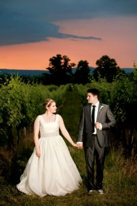 Real Wedding: Linnie and Billy