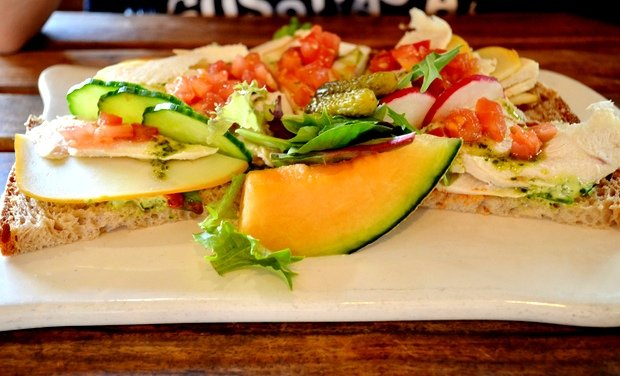 The Healthiest and Worst Lunches at Le Pain Quotidien