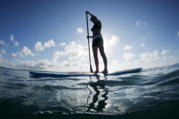 Updated: 4 Places to Go Standup Paddleboarding in Washington
