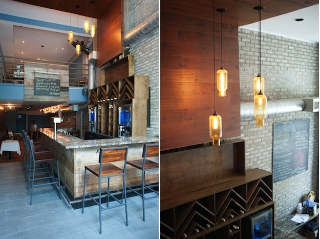 Slate Wine Bar & Bistro Now Pouring in Glover Park (Pictures)