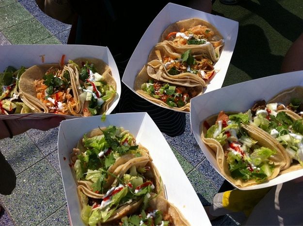 Food Trucks, Brewers, and Granville Moore's Gather for the Funky Fresh Foodie Fest