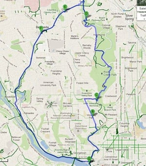 5 Great Bike Trails in Washington  Washingtonian