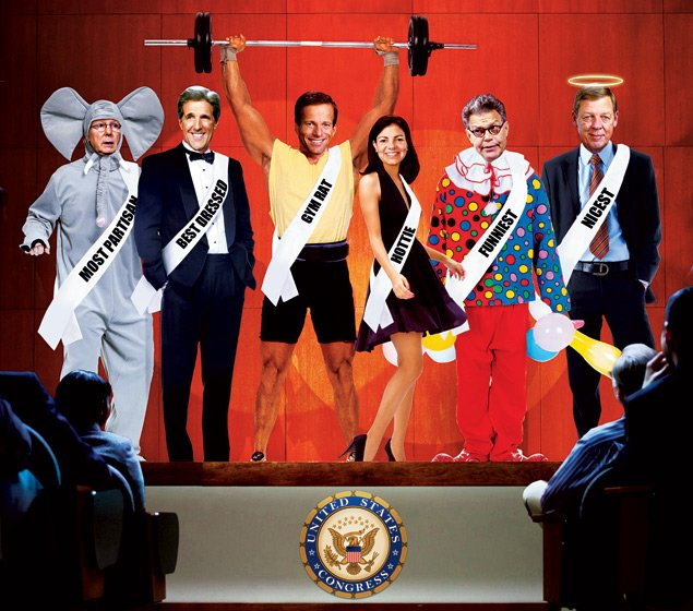 Best and Worst of Congress 2012