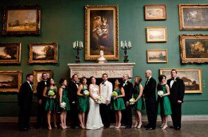 Real Wedding: Jackie and Sam