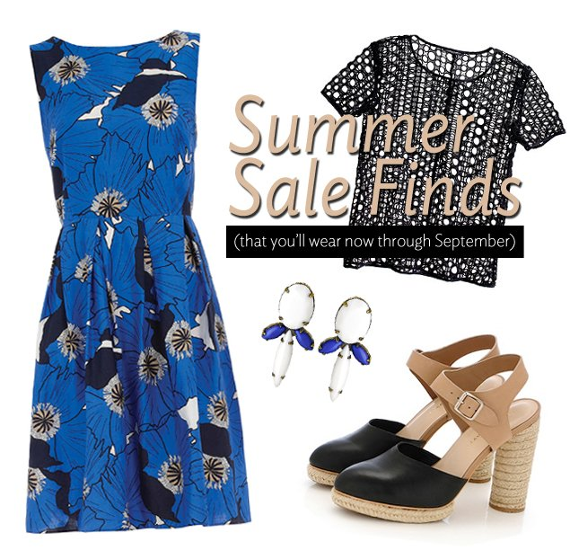 The Best of the Summer Sales (Photos)