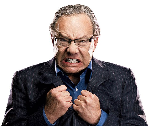 "Lewis Black Talks Anger, Washington Audiences, and ""Dancing With the Stars"""