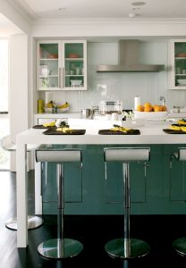 Dream Kitchens 2012: Clean and Crisp