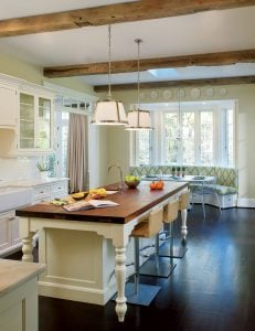 Dream Kitchens 2012: Old Meets New
