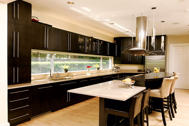 Dream Kitchens 2012: Outdoors In