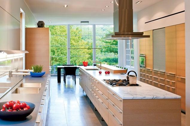 Dream Kitchens 2012 Modern Counterpoint Washingtonian Dc