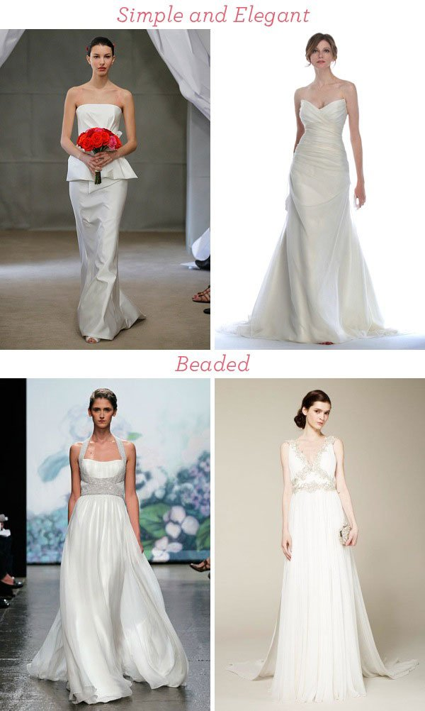2nd Time Around Wedding Dresses