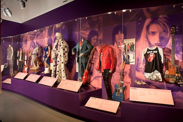 "Museum Preview: ""Women Who Rock: Vision, Passion, Power"" at the National Museum of Women in the Arts"