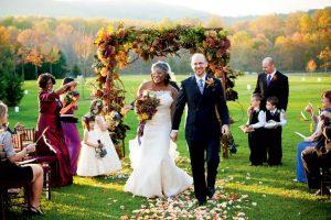 Real Wedding: Nia and Max
