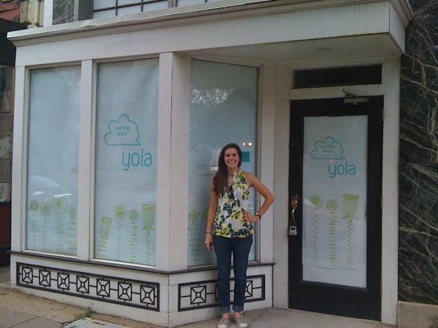 Yola Founder Laura Smith Talks About the Yogurt Shop's Closing