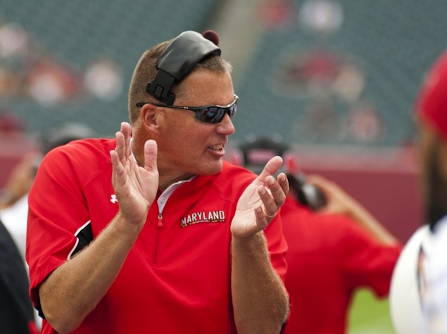 For University of Maryland Coach Randy Edsall, the Clock Is Ticking