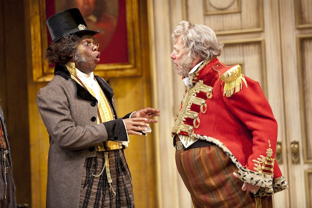 """Theater Review: """"The Government Inspector"""" at Shakespeare Theatre"""