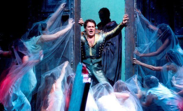 "Opera Review: ""Don Giovanni"" at the Kennedy Center"