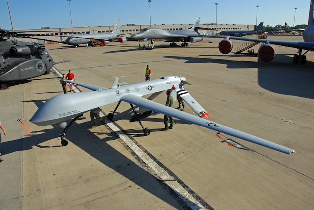 FAA Grounds Drones Inside Washington, DC