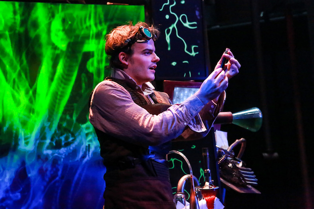 "Theater Review: ""Jekyll and Hyde"" at Synetic Theater"