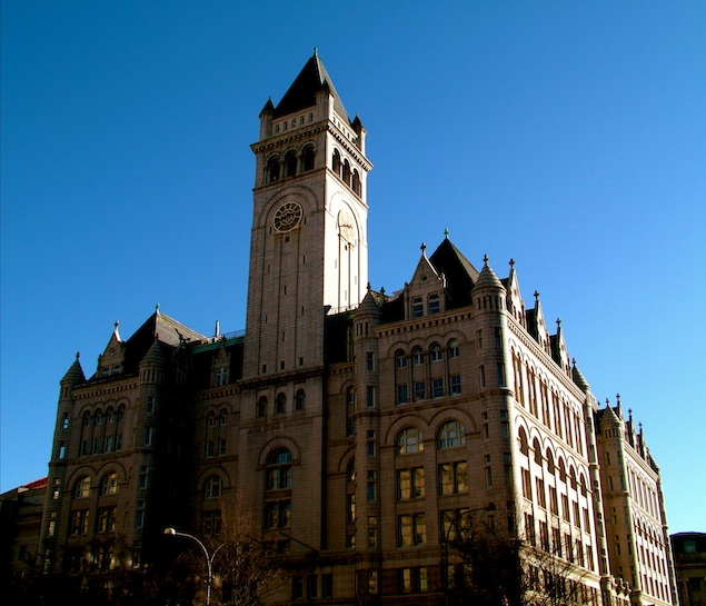 Get to Know the Bethesda-Based Company Helping Donald Trump Develop the Old Post Office Building