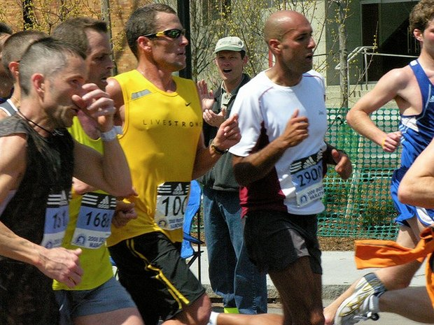 Compete Against Lance Armstrong in Revolution3's Half Triathlon