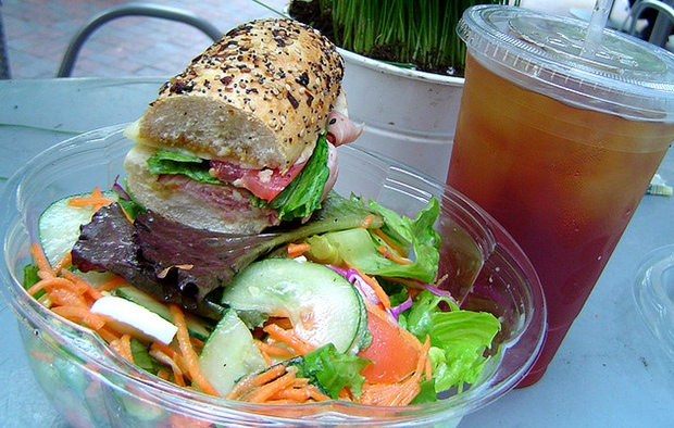 The Healthiest and Worst Sandwiches and Wraps at Devon & Blakely
