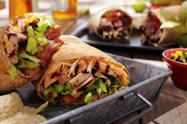 The Healthiest and Worst Burritos, Tacos, and Salads at Lime Fresh Mexican Grill