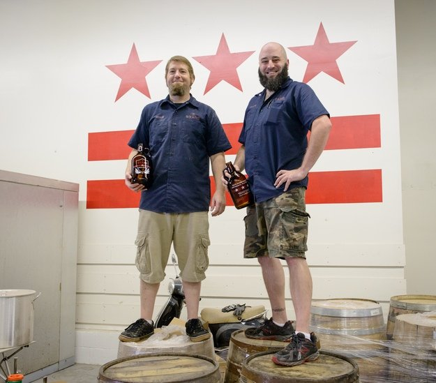Closer Look: Inside 3 Stars Brewing Company (Pictures)