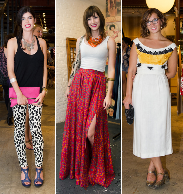 Street Style Snaps From Washington's Fashions Night Out 2012