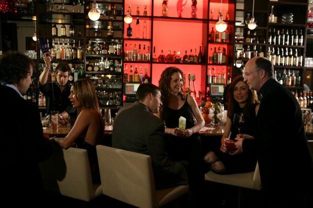Hudson Restaurant & Lounge's Future: Less Restaurant, More Lounge