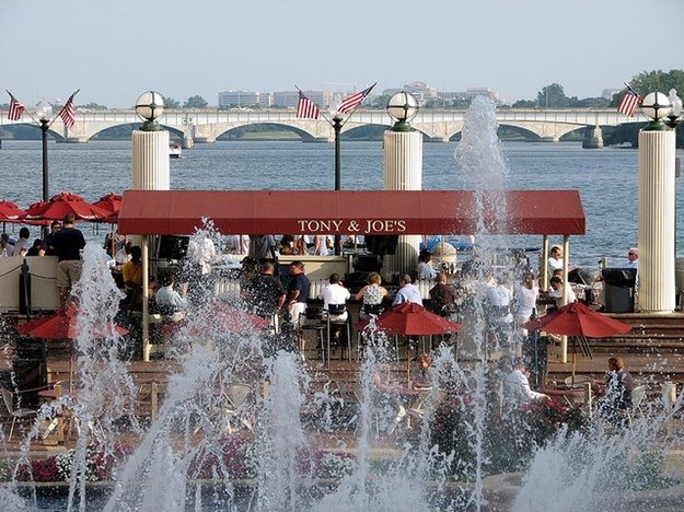 Nick's Riverside Grille and Tony & Joe's Now Open at the Georgetown Waterfront