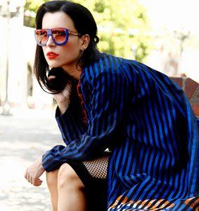 Introducing a New Column: The Epic Fashion Adventures of Aureta Thomollari