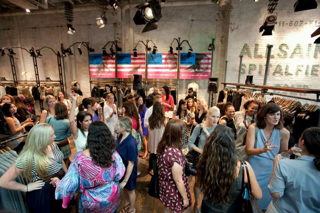 Our Official Guide to Fashion's Night Out 2012 in Washington