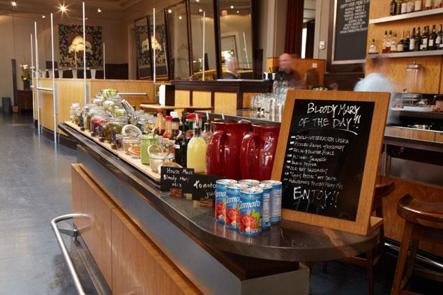 Poste: Best of Breakfast and Brunch 2012