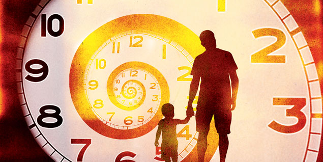 First Person: Lessons of Fatherhood