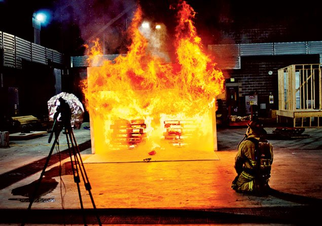 Playing With Fire: Inside the World's Largest Fire-Science Laboratory