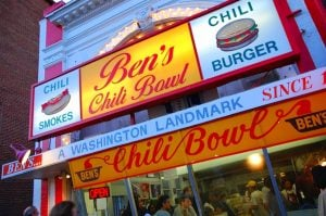 Ben's Chili Bowl Will Honor MLK With a March and a Candlelight Vigil Wednesday
