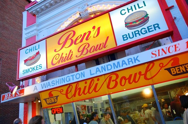 Ben's Chili Bowl MLK