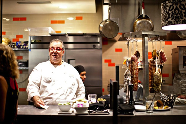 """""""Esquire"""" Names Roberto Donna Chef of the Year"""