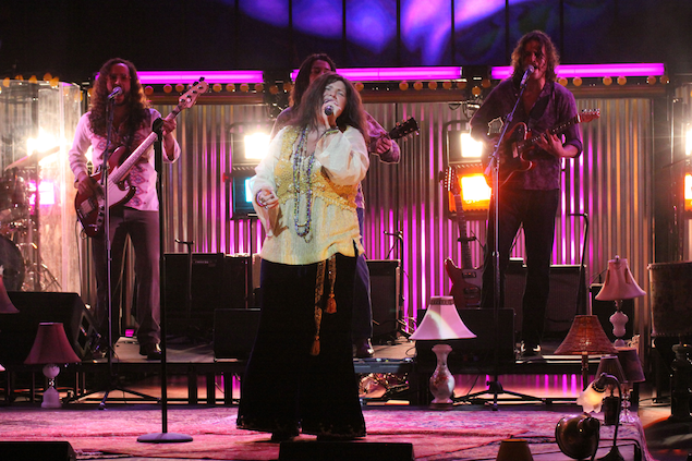 """Theater Review: """"One Night With Janis Joplin"""" at Arena Stage"""
