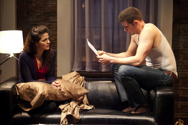 "Theater Review: ""Dying City"" at Signature Theatre"