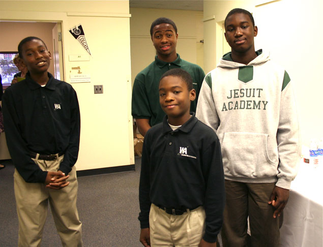 The Washington Jesuit Academy Provides an Elite Education to Poorer Students