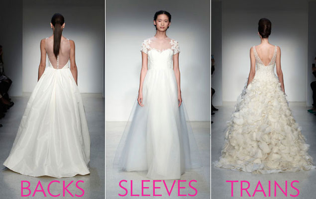 Emerging Trends From the Fall 2013 Bridal Shows