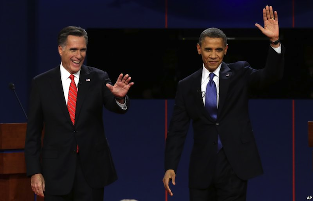 Tonight's Presidential Debate: A Foreign Policy Drinking Game