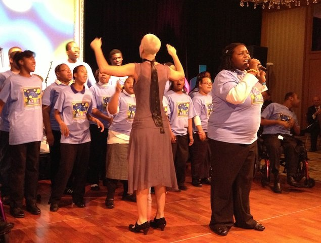 Performance by Disabled Students Made the St. Coletta Gala a Remarkable Evening