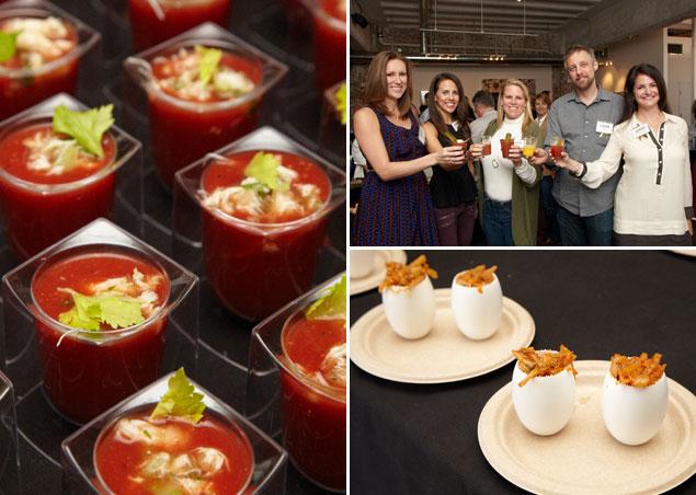 Party Pics: Washingtonian's Brunch & Bloodys